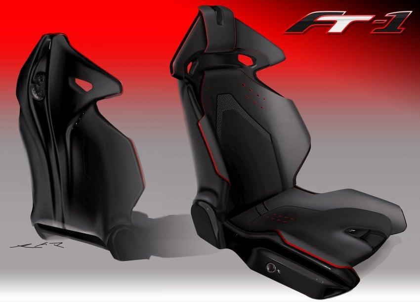 Toyota FT-1 concept shocks Detroit – the next Supra? Image #222011