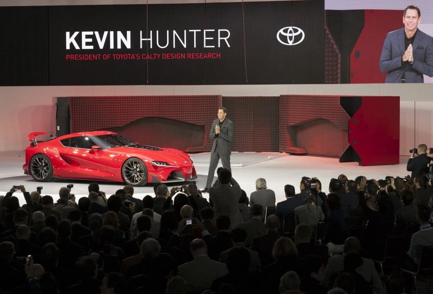 Toyota FT-1 concept shocks Detroit – the next Supra? Image #222015