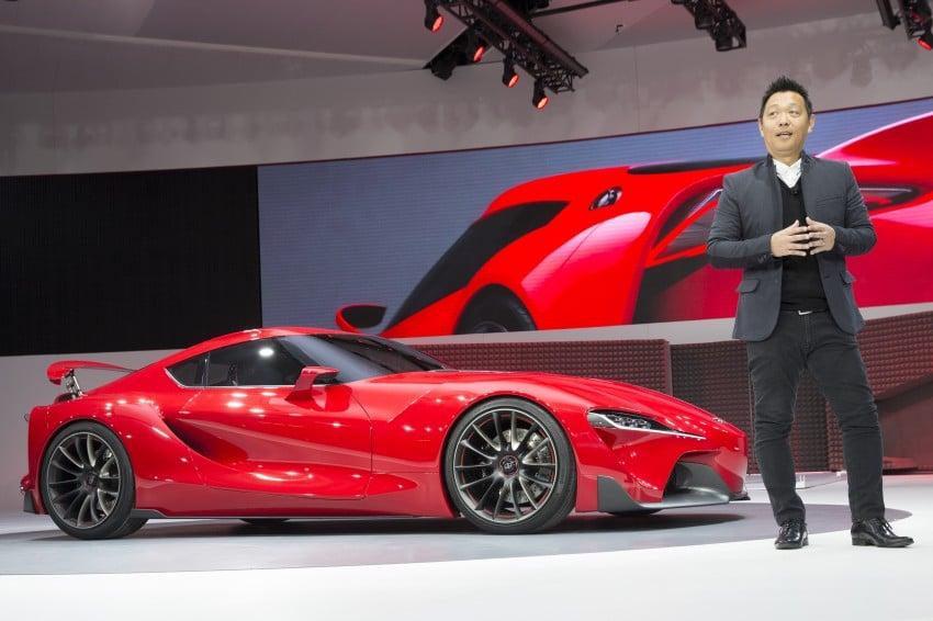 Toyota FT-1 concept shocks Detroit – the next Supra? Image #222016