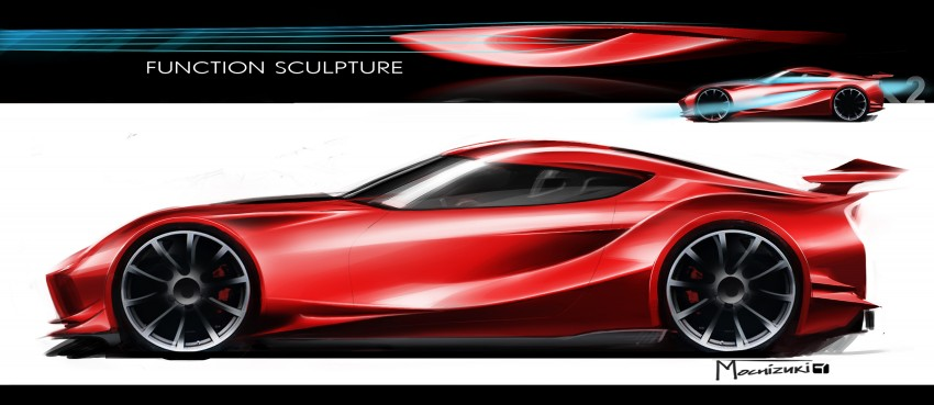Toyota FT-1 concept shocks Detroit – the next Supra? Image #222012