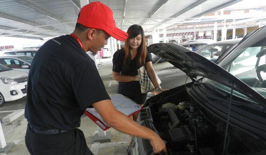 Perodua Tweckbot returns for Chinese New Year, offering free 50-point vehicle safety check Image #224151