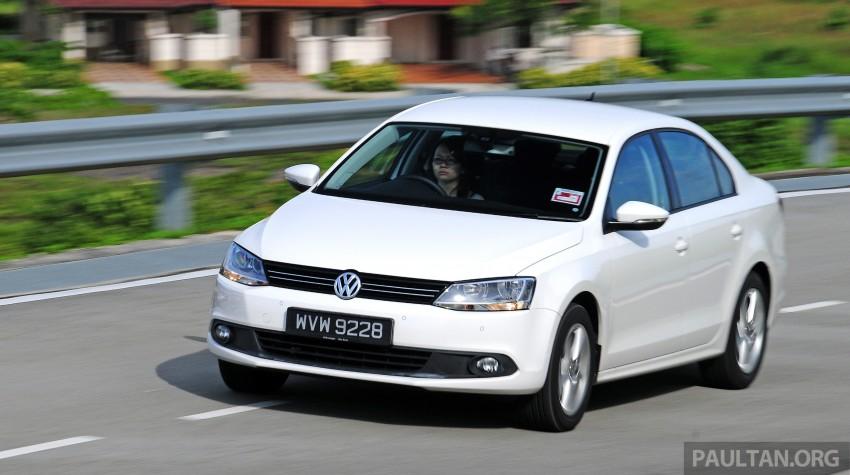Volkswagen Jetta CKD plans confirmed by DRB-Hicom Image #223387