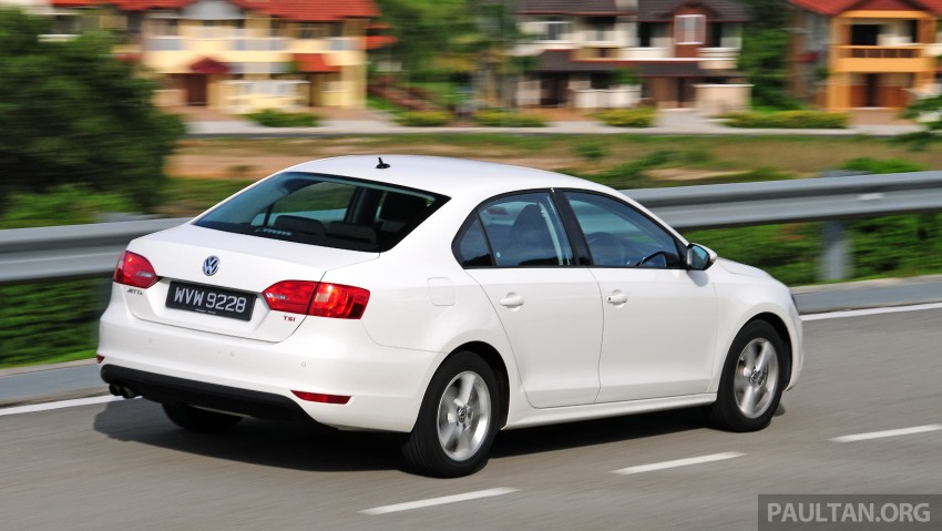 Volkswagen Jetta CKD plans confirmed by DRB-Hicom Image #223389
