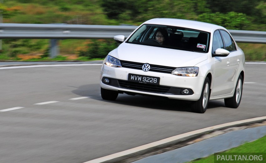 Volkswagen Jetta CKD plans confirmed by DRB-Hicom Image #223391