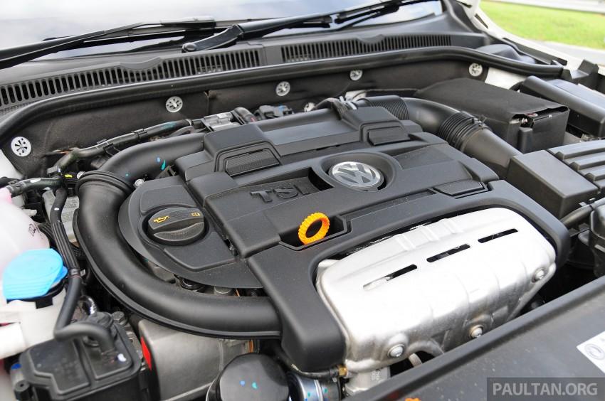 Volkswagen Jetta CKD plans confirmed by DRB-Hicom Image #223395