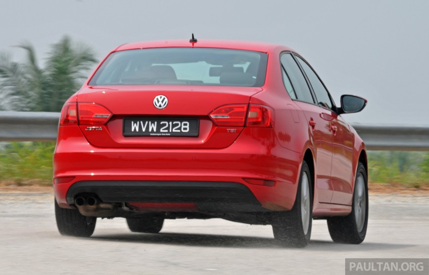 Volkswagen Jetta CKD plans confirmed by DRB-Hicom Image #223399
