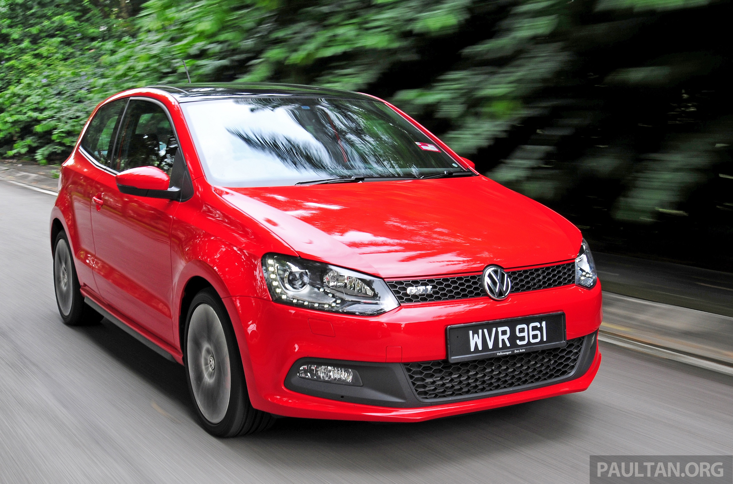 2015 VW Polo GTI to get more power, manual option Image #225245
