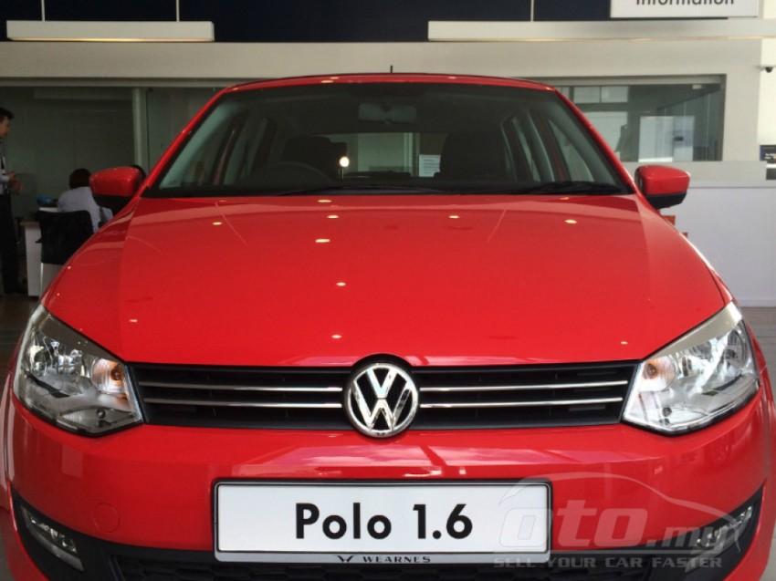 Volkswagen Polo Hatchback – CKD launched, RM88k Image #224105