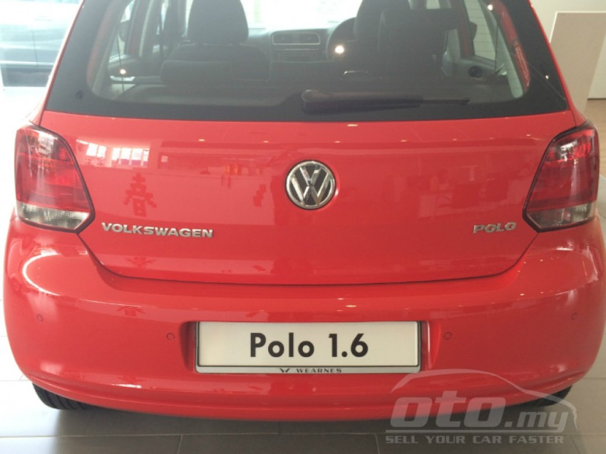 VW Polo Hatchback CKD appears on oto.my – RM86k Image #223650