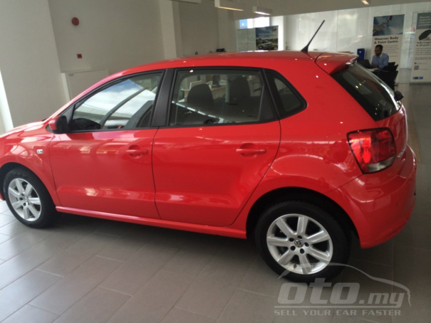 VW Polo Hatchback CKD appears on oto.my – RM86k Image #223651