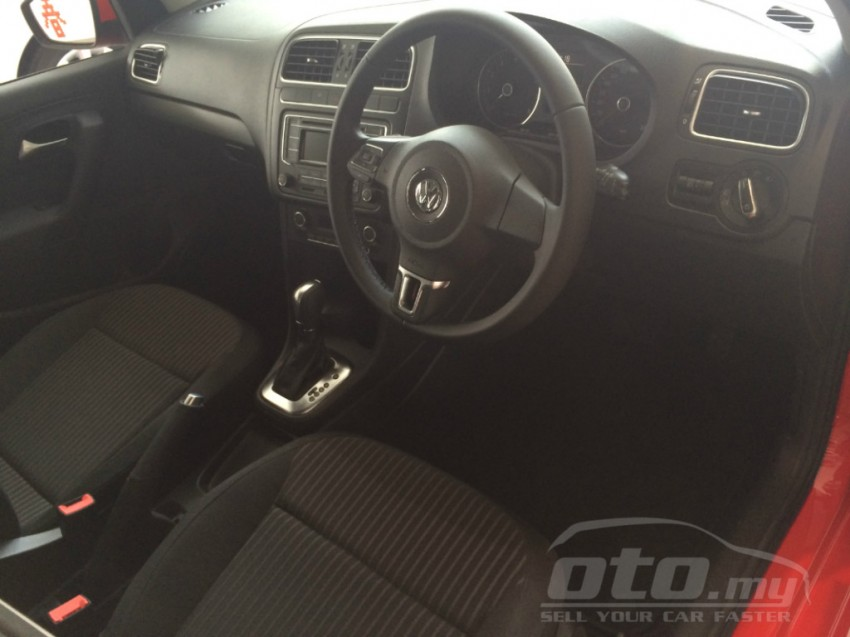 Volkswagen Polo Hatchback – CKD launched, RM88k Image #224106