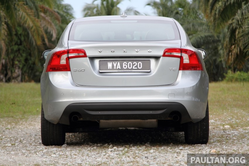 Volvo S60 T5 Test Drive Review – 240hp, 320Nm Image #224387