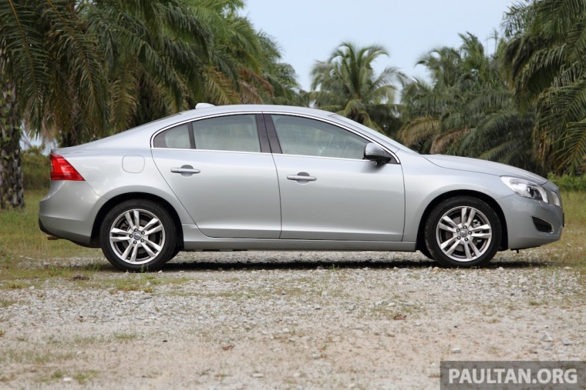 Volvo S60 T5 Test Drive Review – 240hp, 320Nm Image #224385