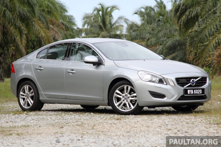 Volvo S60 T5 Test Drive Review – 240hp, 320Nm Image #224384