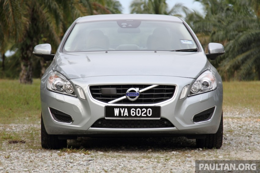 Volvo S60 T5 Test Drive Review – 240hp, 320Nm Image #224383