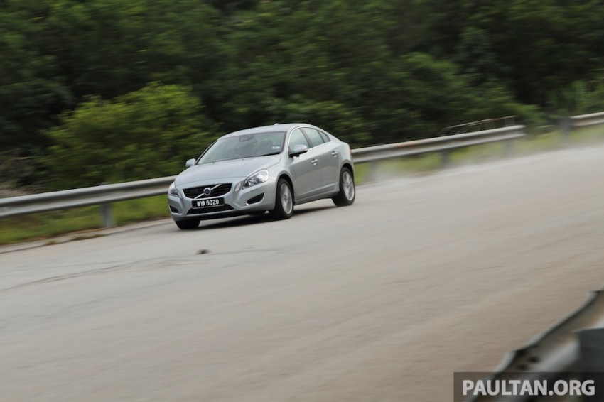 Volvo S60 T5 Test Drive Review – 240hp, 320Nm Image #224382