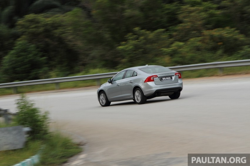 Volvo S60 T5 Test Drive Review – 240hp, 320Nm Image #224381