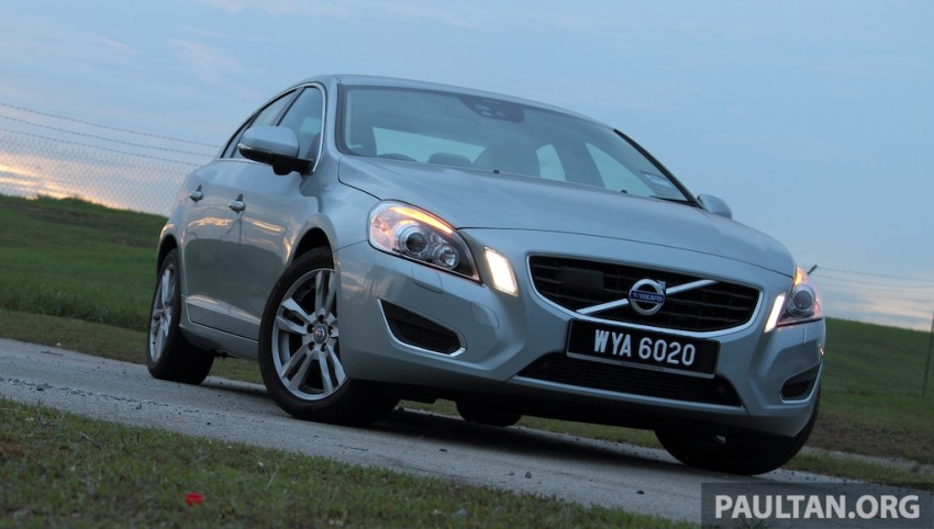 Volvo S60 T5 Test Drive Review – 240hp, 320Nm Image #224379
