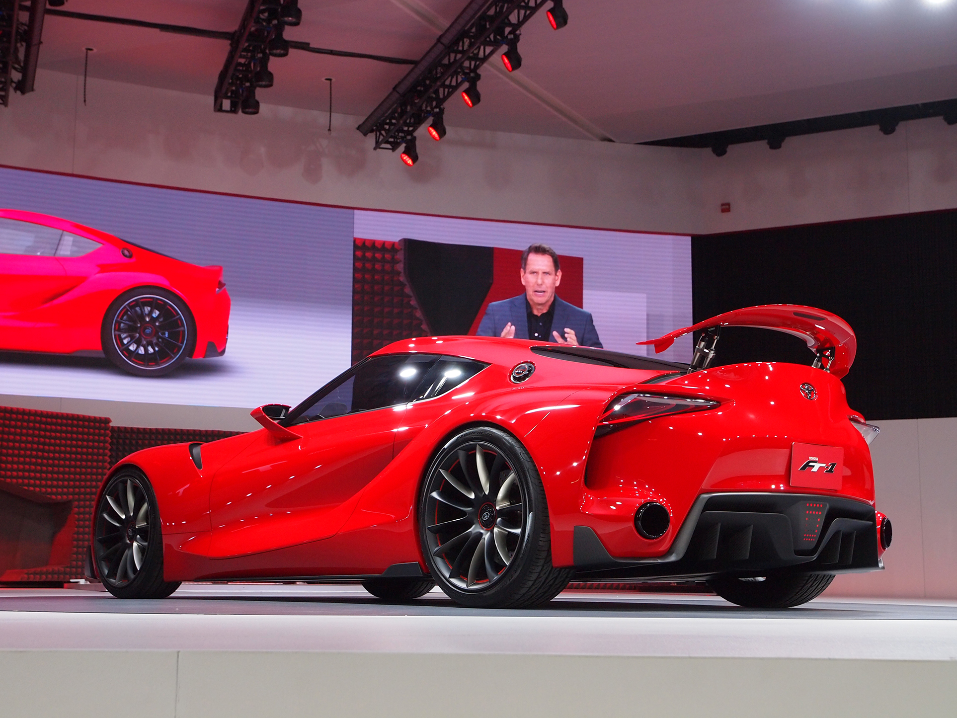 Toyota FT 1 concept shocks Detroit – the next Supra Paul Tan