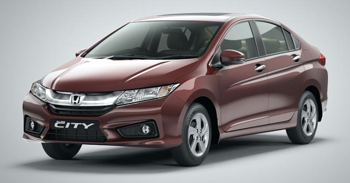 2014 Honda City launched in India - new details Image 220593