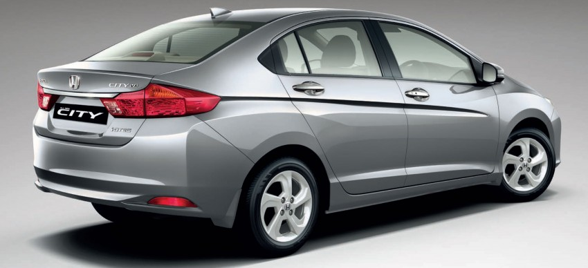 2014 Honda City launched in India – new details Image #220653