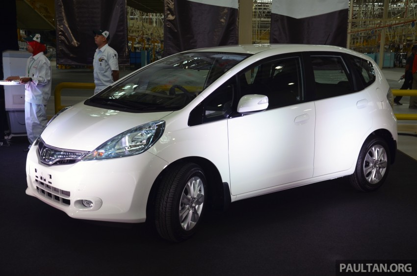 Honda Malaysia opens No. 2 Line for small and hybrid cars at Pegoh plant to double production capacity Image #222671