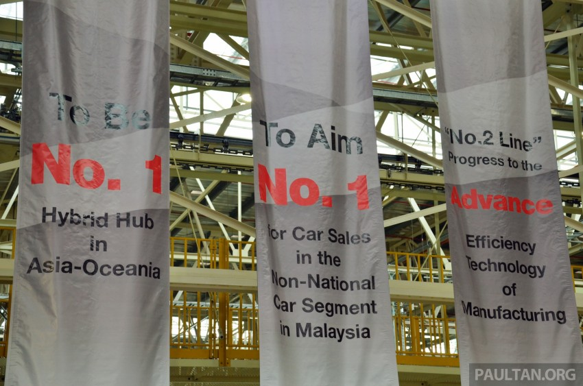 Honda Malaysia opens No. 2 Line for small and hybrid cars at Pegoh plant to double production capacity Image #222672