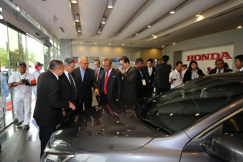 Honda Malaysia opens No. 2 Line for small and hybrid cars at Pegoh plant to double production capacity Image #222658