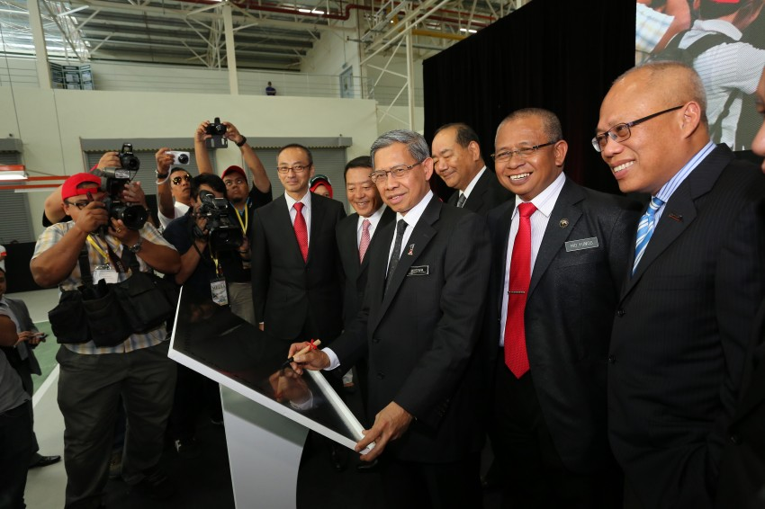 Honda Malaysia opens No. 2 Line for small and hybrid cars at Pegoh plant to double production capacity Image #222667