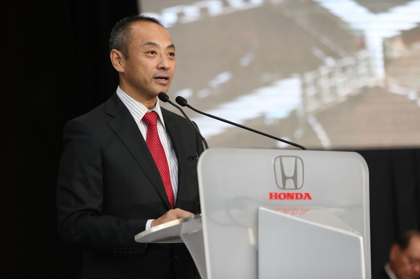 Honda Malaysia opens No. 2 Line for small and hybrid cars at Pegoh plant to double production capacity Image #222669