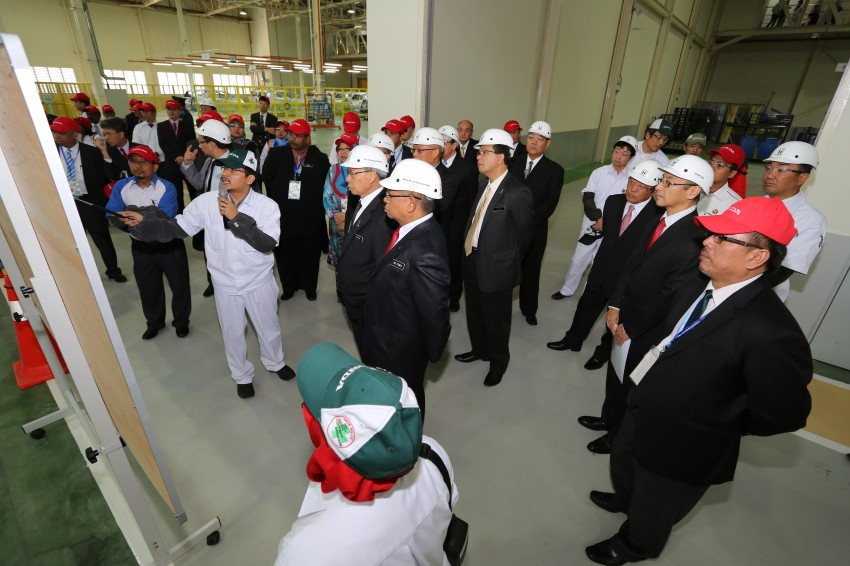 Honda Malaysia opens No. 2 Line for small and hybrid cars at Pegoh plant to double production capacity Image #222662