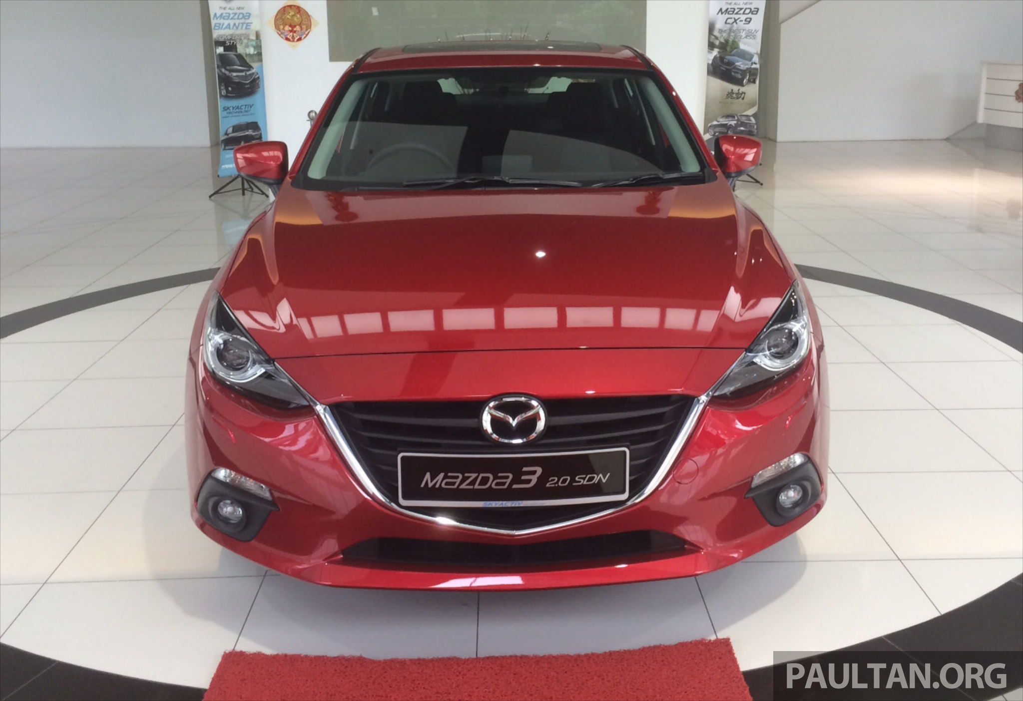2015 mazda 3 ckd specs prices officially revealed. Black Bedroom Furniture Sets. Home Design Ideas