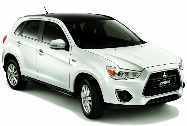 Mitsubishi ASX CKD bookings open - 2WD RM114k, 4WD RM129k