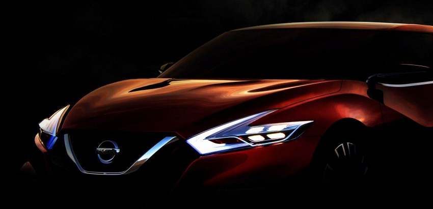 Nissan Sport Sedan concept to debut in Detroit Image #219965