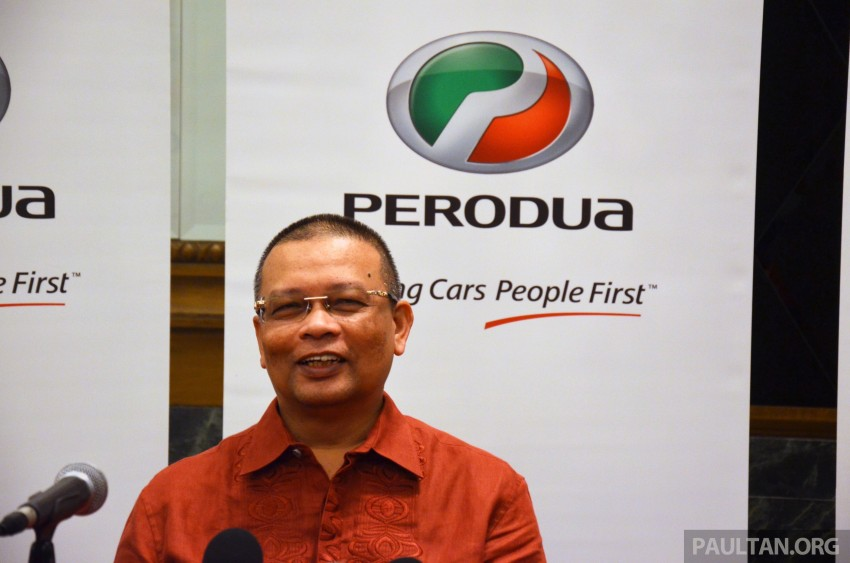 """Perodua to launch """"new model"""" second half this year Image #224708"""