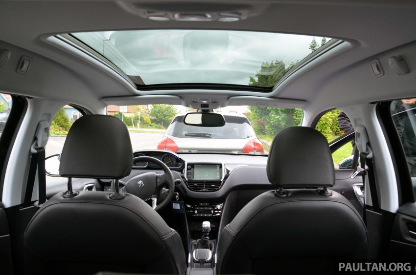 DRIVEN: Peugeot 2008 crossover in Alsace, France Image #220387