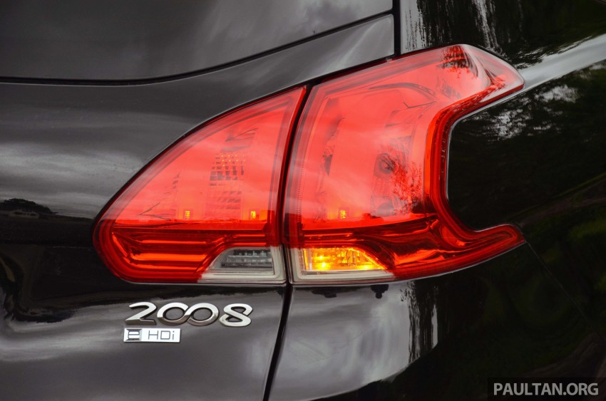 DRIVEN: Peugeot 2008 crossover in Alsace, France Image #220388
