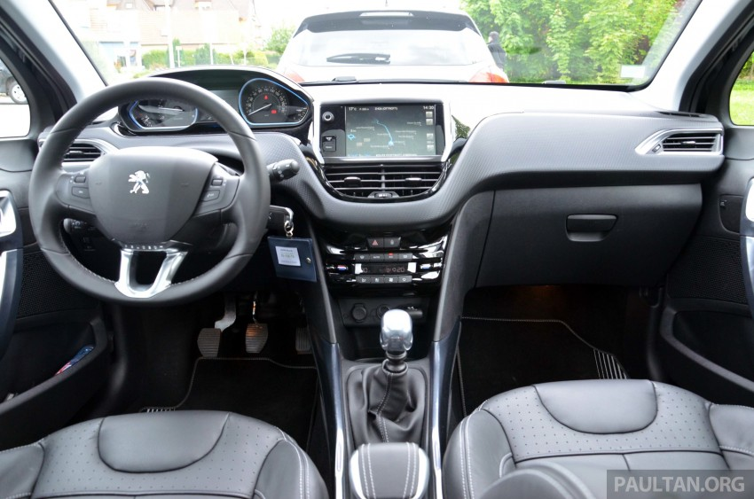 DRIVEN: Peugeot 2008 crossover in Alsace, France Image #220389