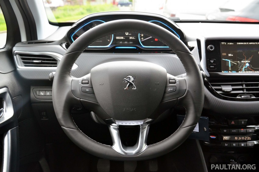 DRIVEN: Peugeot 2008 crossover in Alsace, France Image #220419