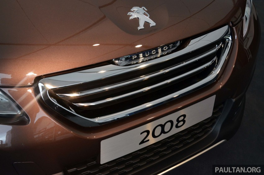 DRIVEN: Peugeot 2008 crossover in Alsace, France Image #220431