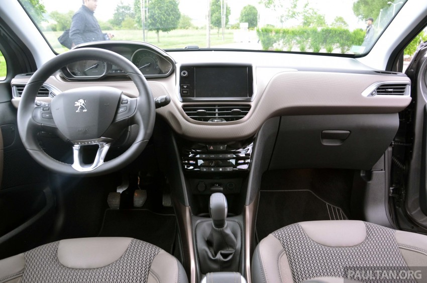 DRIVEN: Peugeot 2008 crossover in Alsace, France Image #220453
