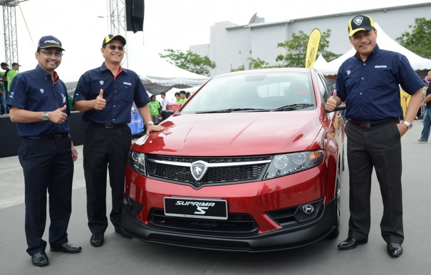 Proton Suprima S Super Premium launched – RM88k Image #222856