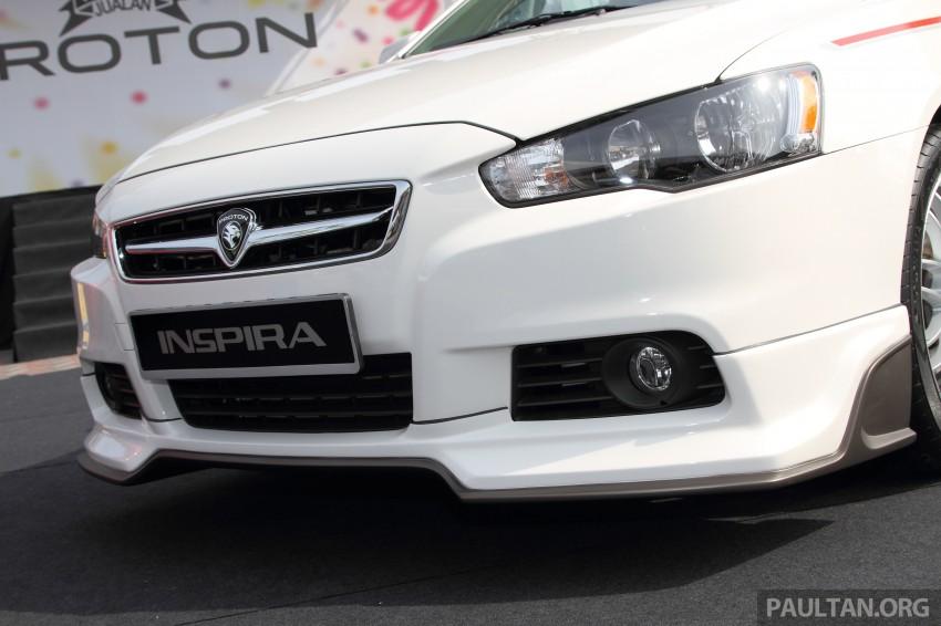 Proton Inspira Super Premium launched – RM102,000 Image #224291