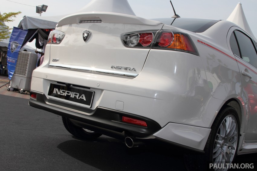 Proton Inspira Super Premium launched – RM102,000 Image #224297