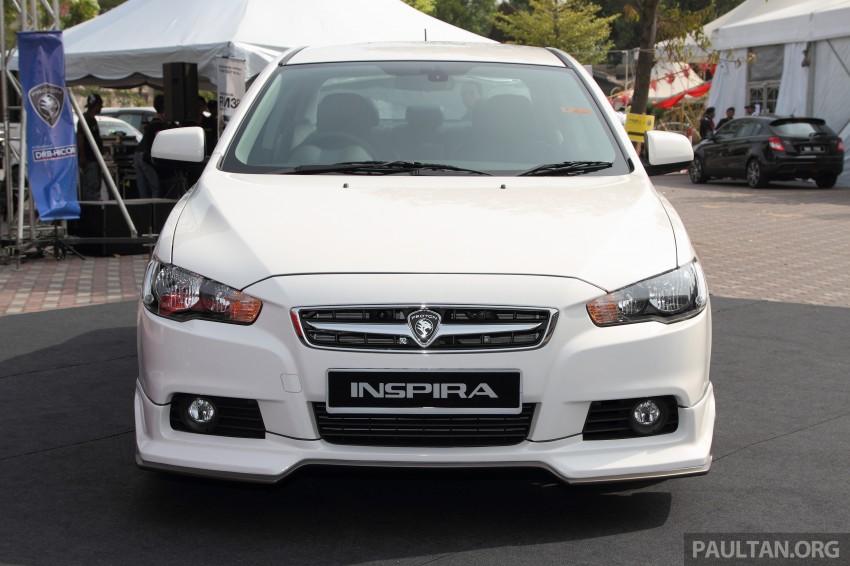 Proton Inspira Super Premium launched – RM102,000 Image #224298