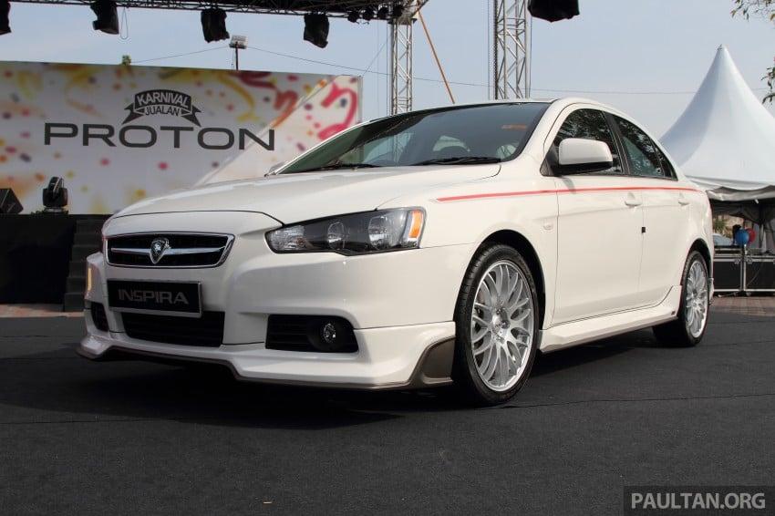 Proton Inspira Super Premium launched – RM102,000 Image #224315
