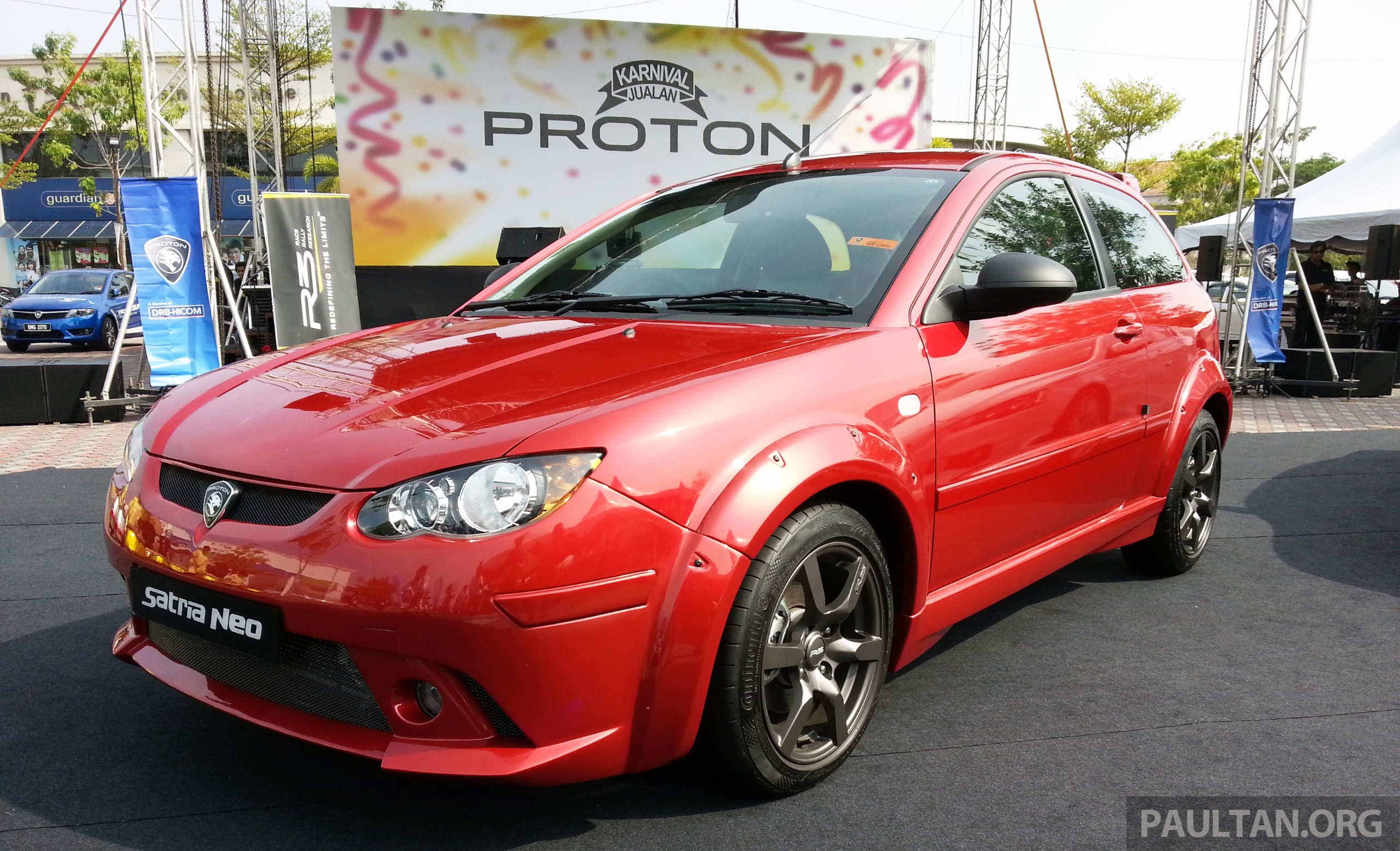 Cps Car Loan >> Proton Satria Neo - production to end this year
