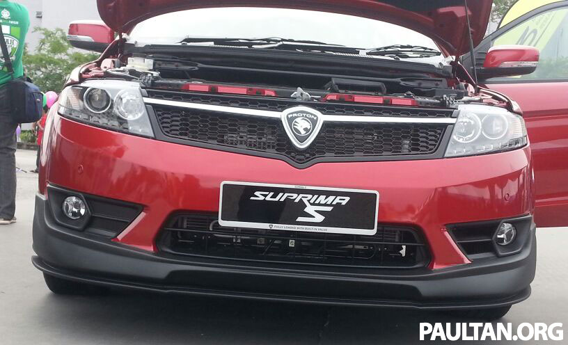 Proton Suprima S Super Premium launched – RM88k Image #222722