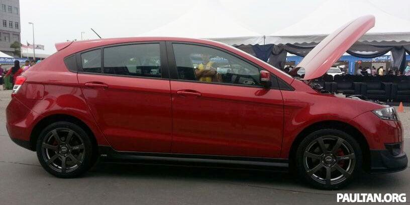 Proton Suprima S Super Premium launched – RM88k Image #222723