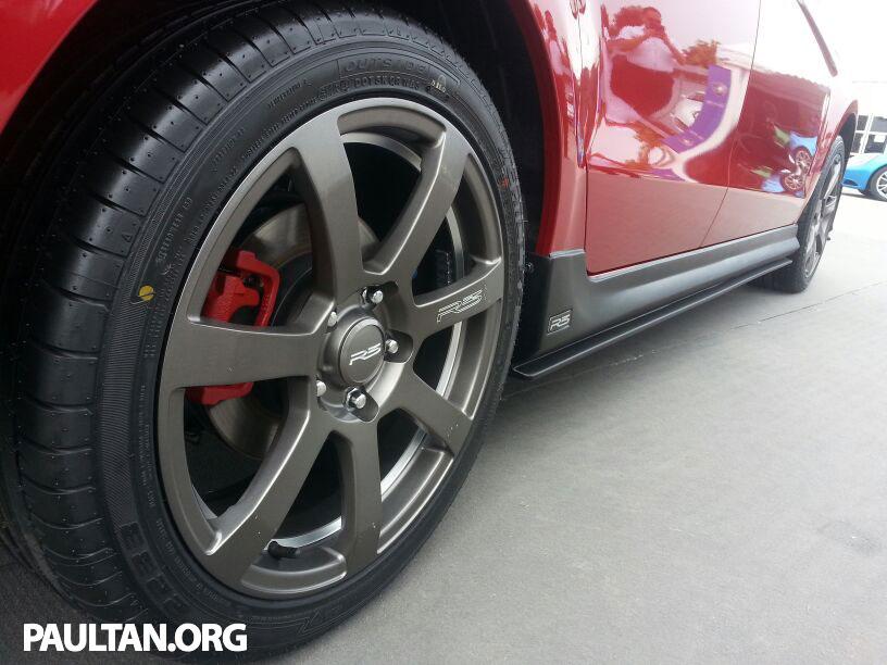 Proton Suprima S Super Premium launched – RM88k Image #222724